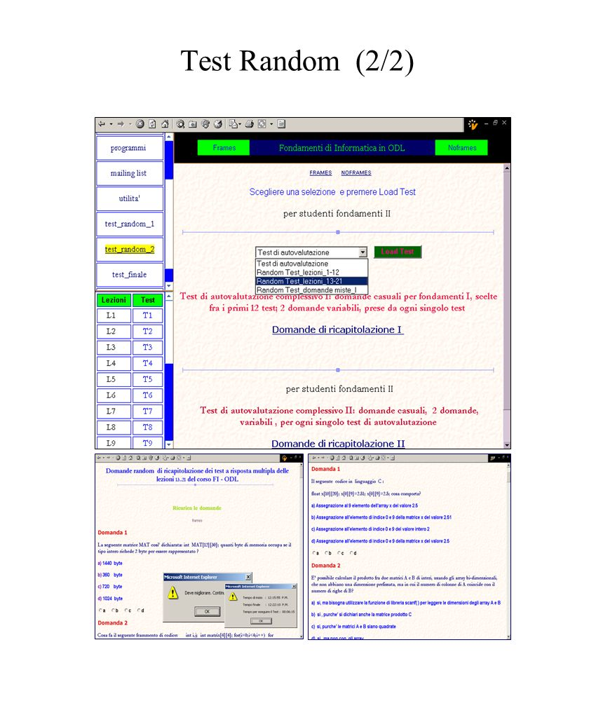 Test Random (2/2)