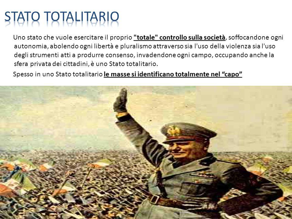 Stato Totalitario