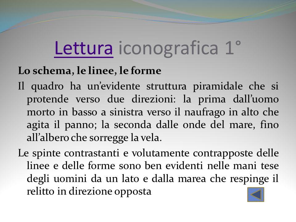 Lettura iconografica 1°