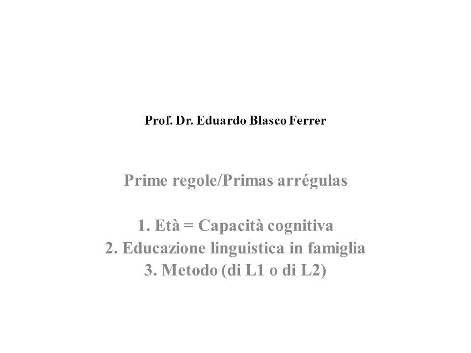 Prof. Dr. Eduardo Blasco Ferrer