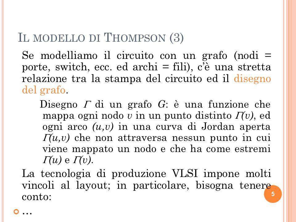 Il modello di Thompson (3)