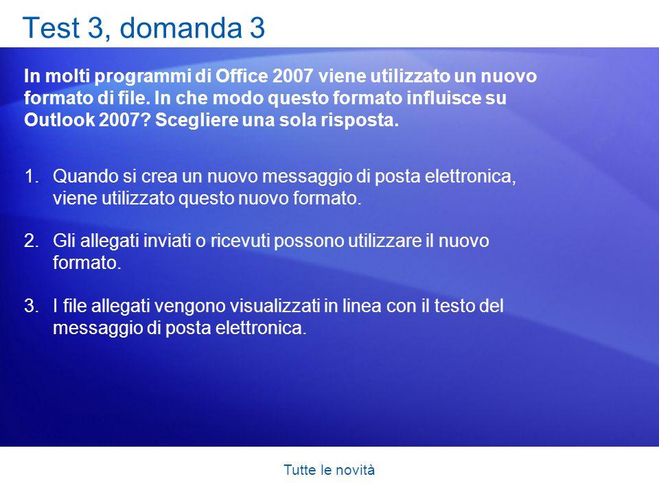 Test 3, domanda 3