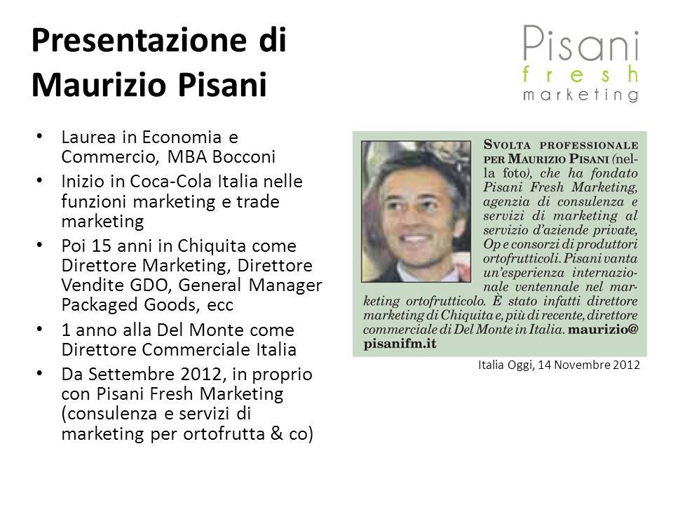 Presentazione di Maurizio Pisani