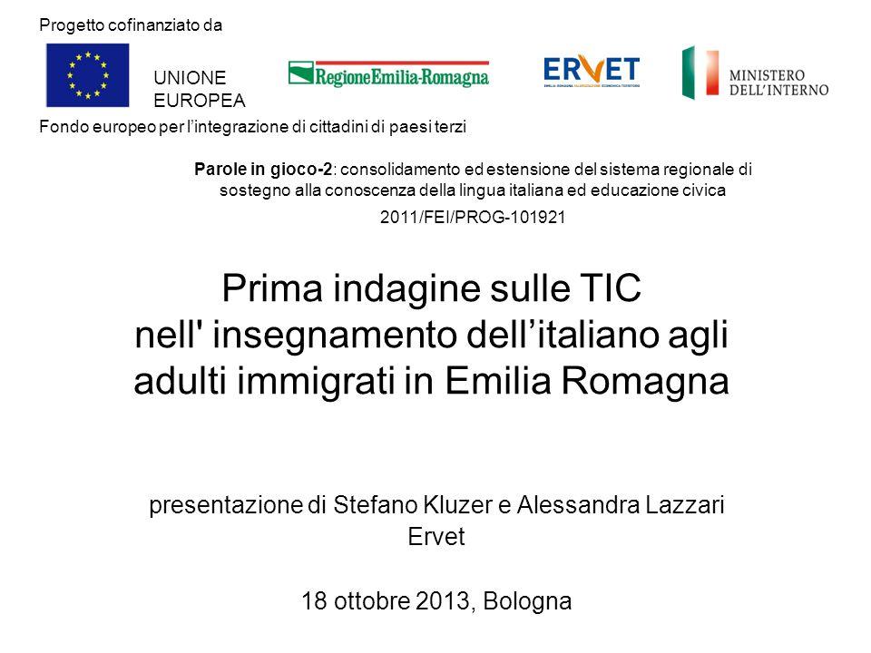 presentazione di Stefano Kluzer e Alessandra Lazzari