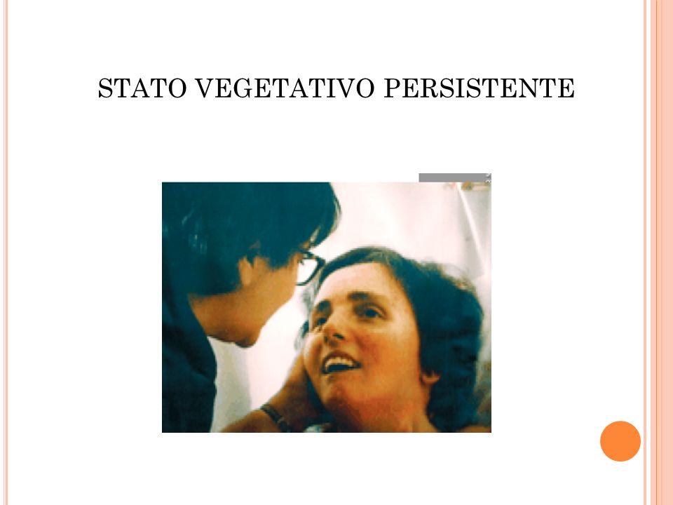 STATO VEGETATIVO PERSISTENTE