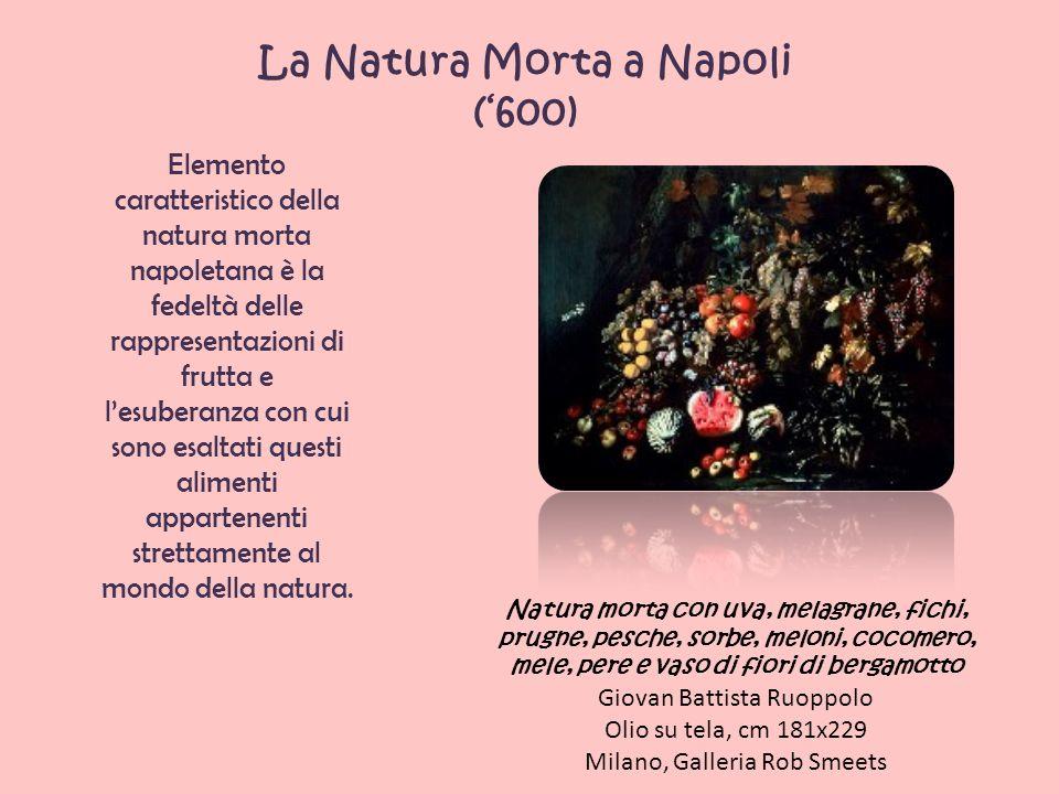 La Natura Morta a Napoli