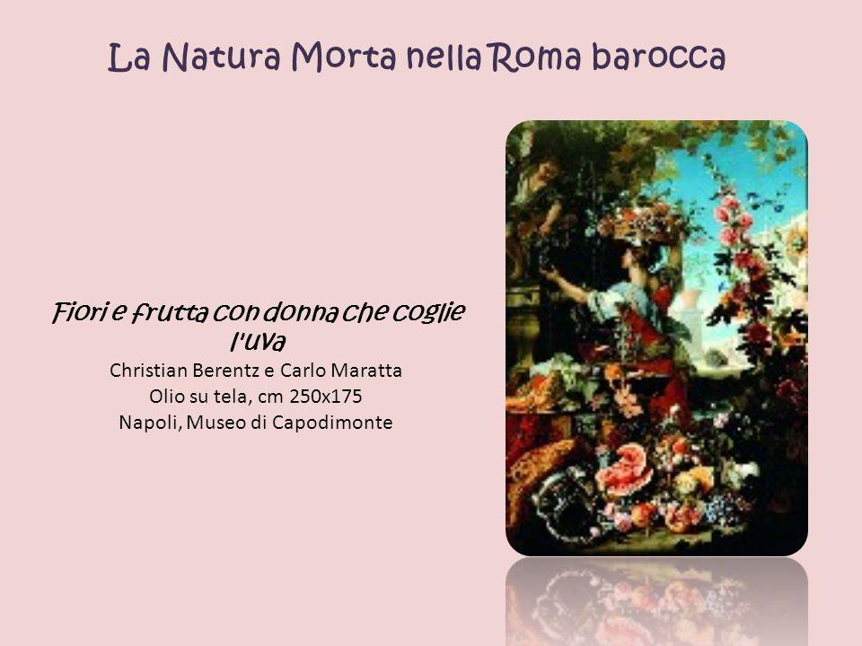 La Natura Morta nella Roma barocca