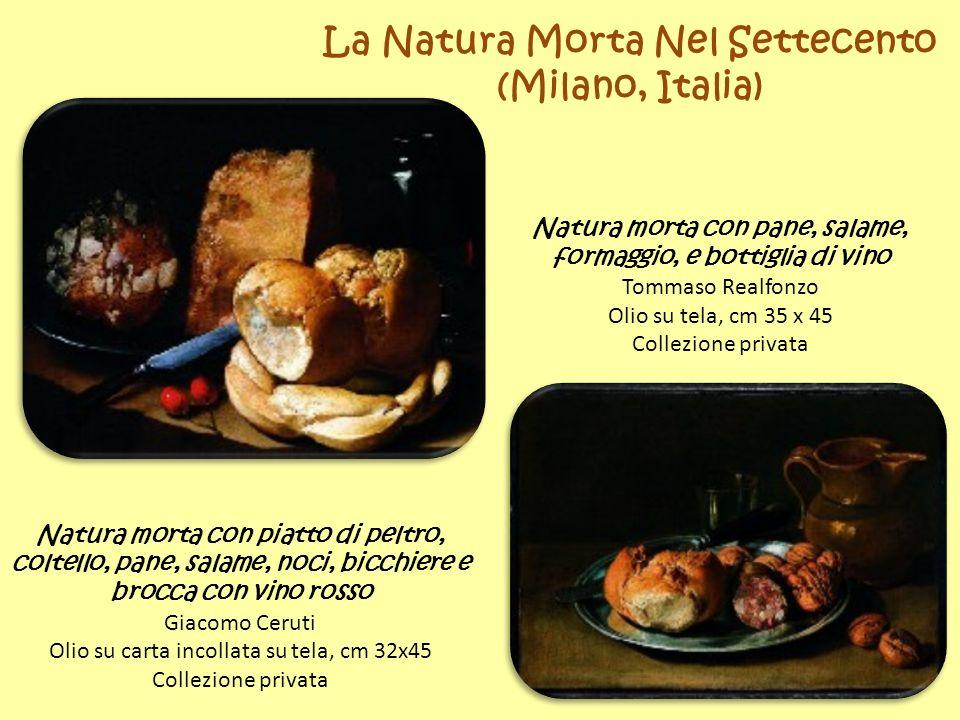 La Natura Morta Nel Settecento (Milano, Italia)