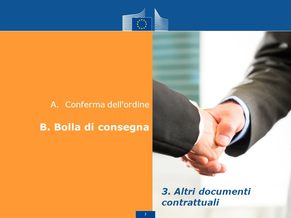 3. Altri documenti contrattuali