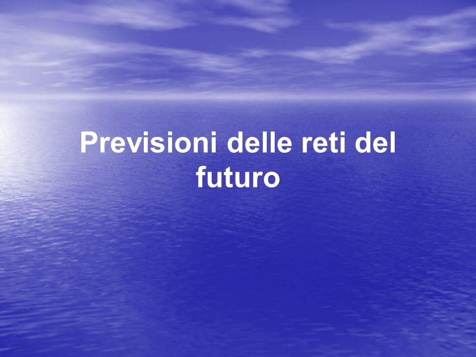Previsioni delle reti del futuro