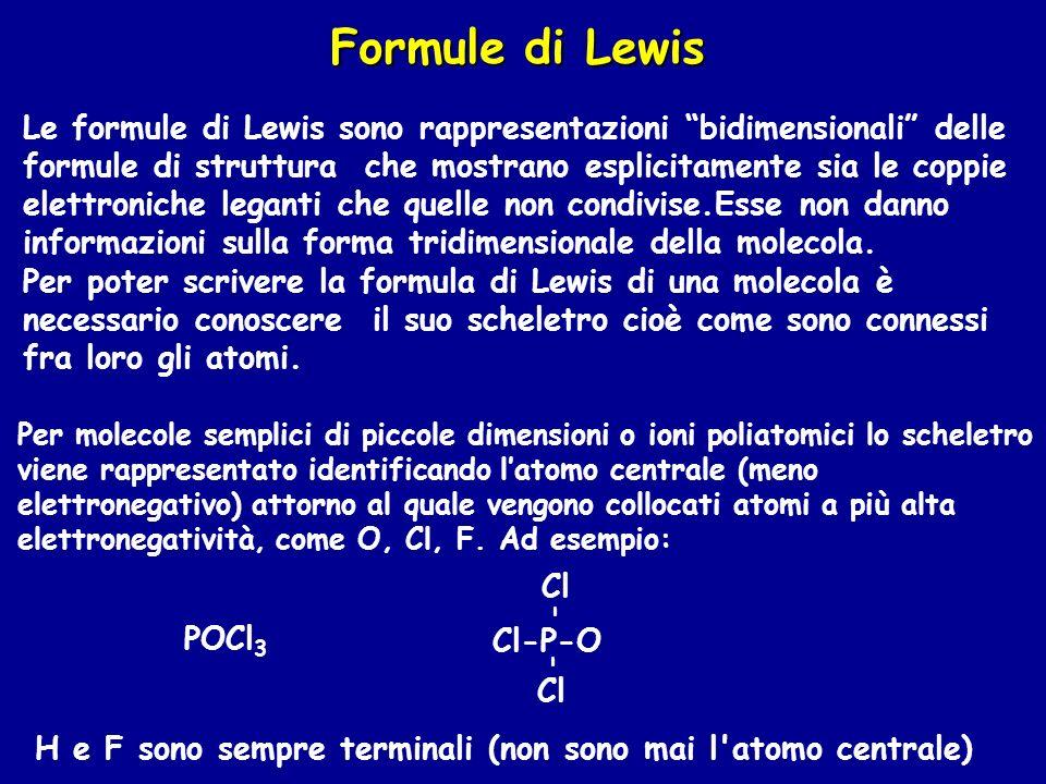 Formule di Lewis