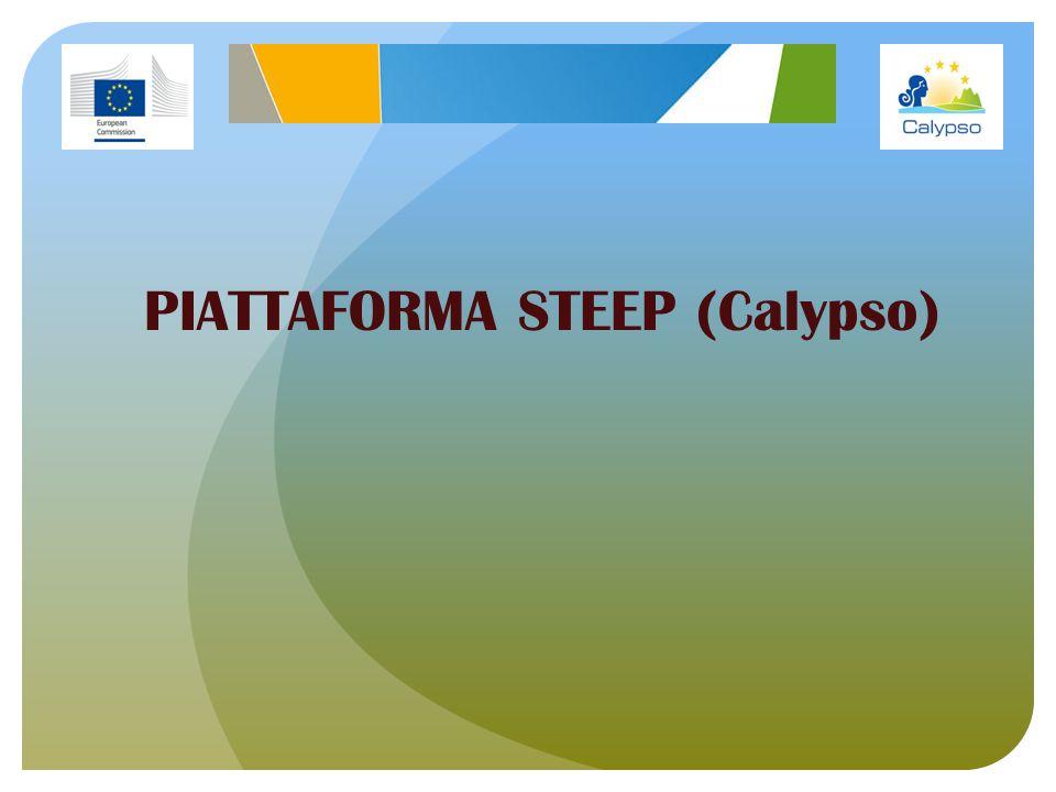 PIATTAFORMA STEEP (Calypso)