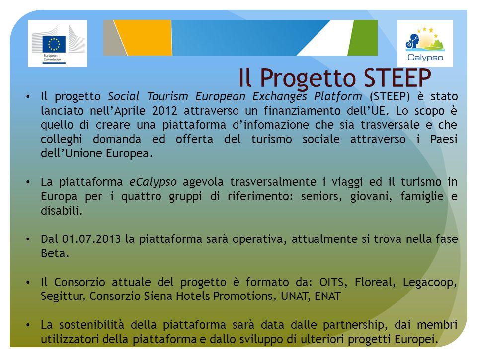 Il Progetto STEEP