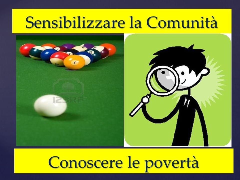 Sensibilizzare la Comunità