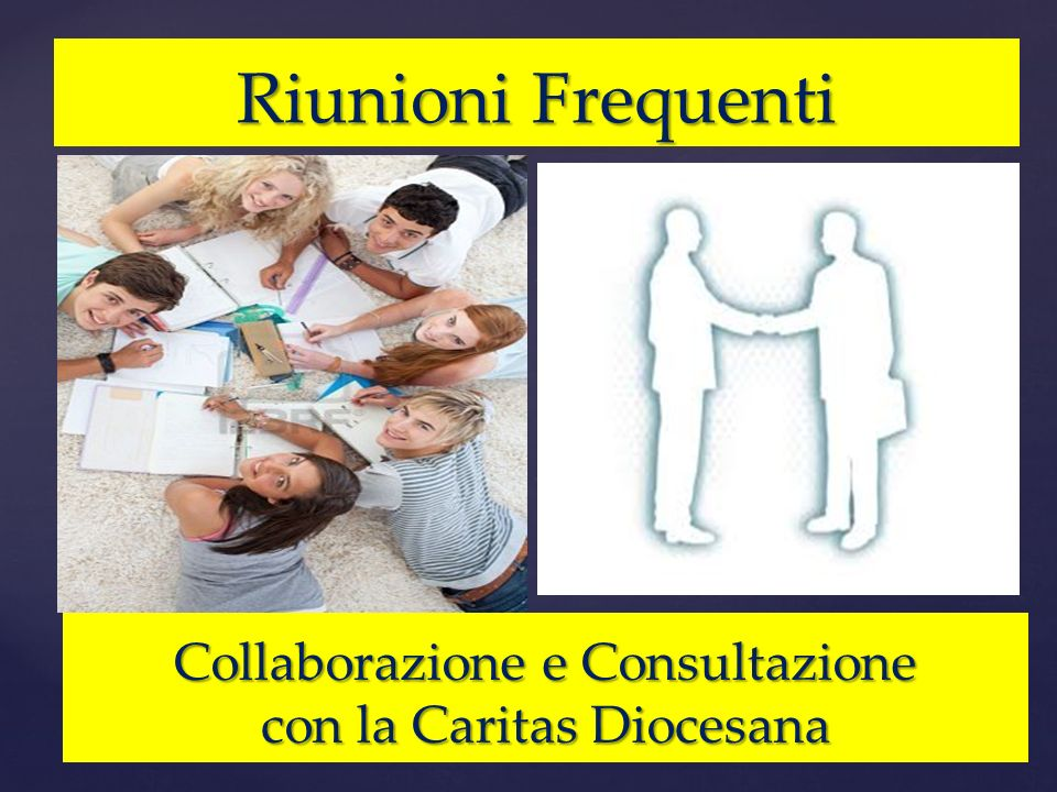 Riunioni Frequenti Collaborazione e Consultazione