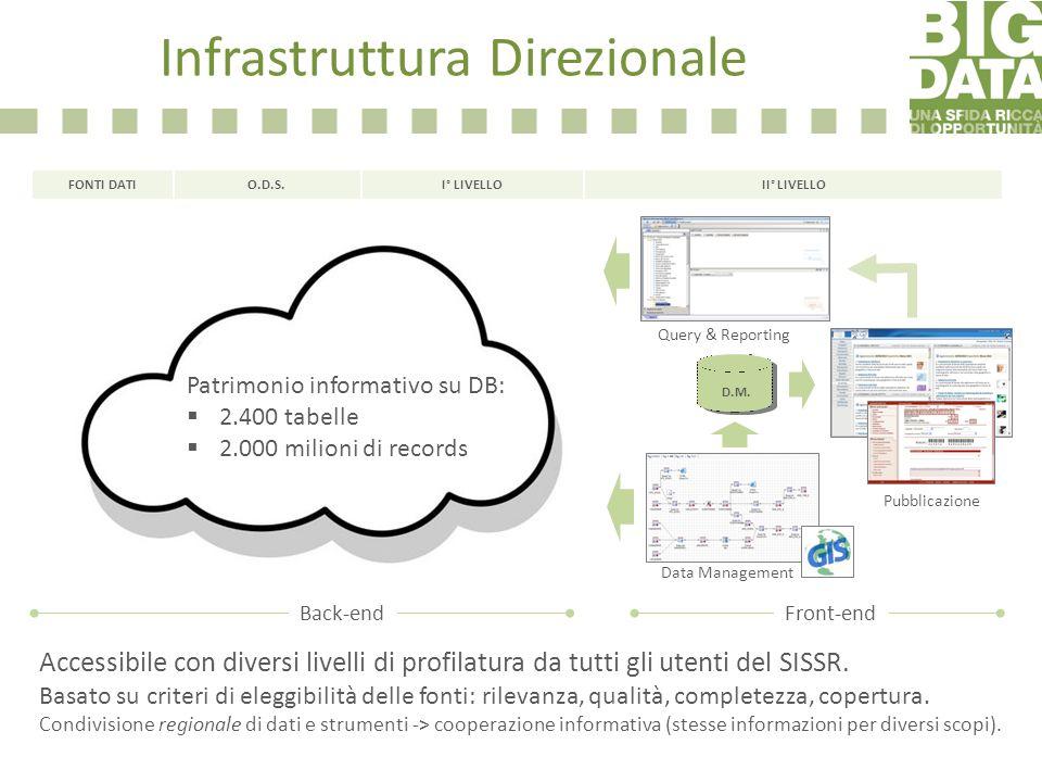 Infrastruttura Direzionale