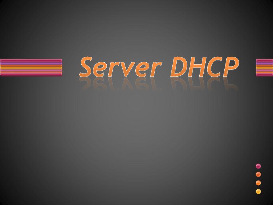 Server DHCP