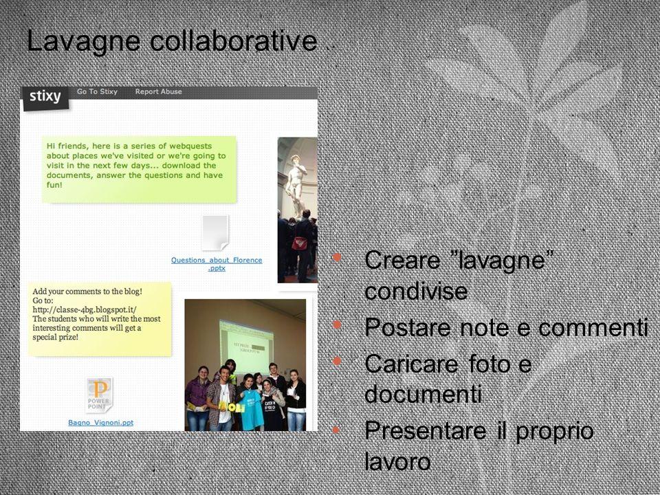 Lavagne collaborative