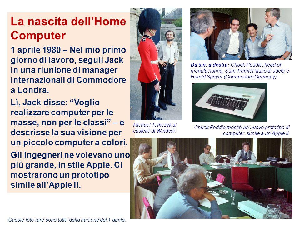 La nascita dell'Home Computer