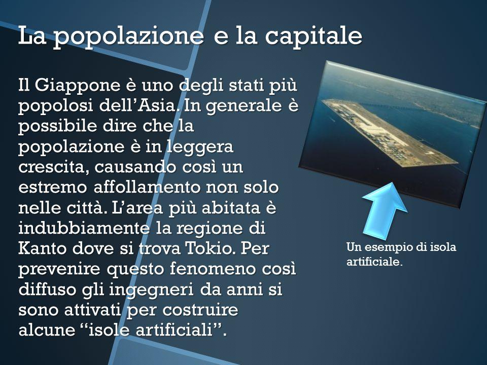 La popolazione e la capitale