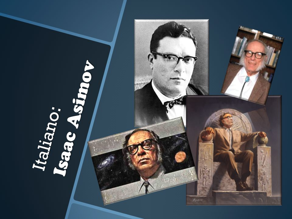 Italiano: Isaac Asimov