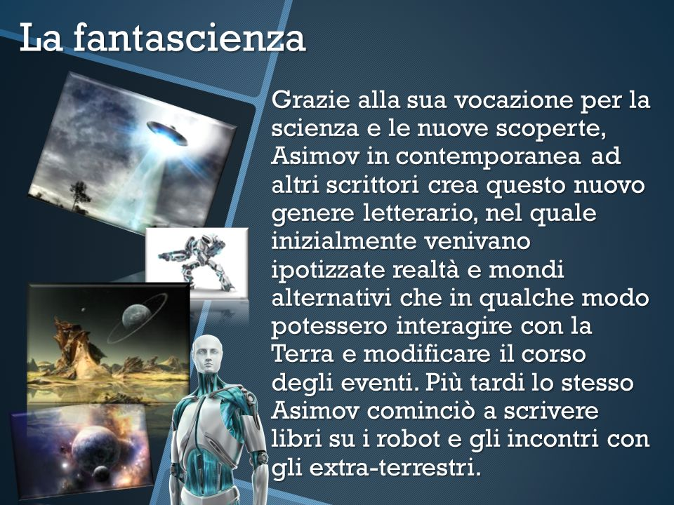 La fantascienza