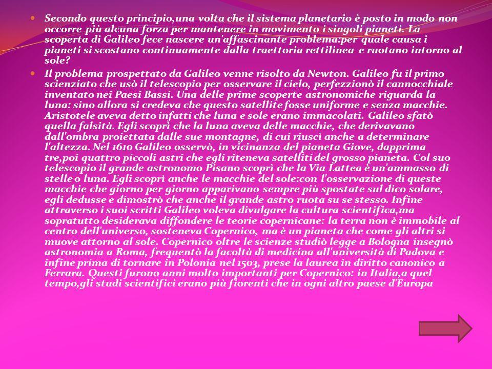 Nicol copernico e galileo galilei ppt scaricare - Diritto di prelazione su immobile confinante ...
