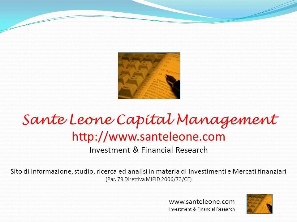Sante Leone Capital Management http://www.santeleone.com