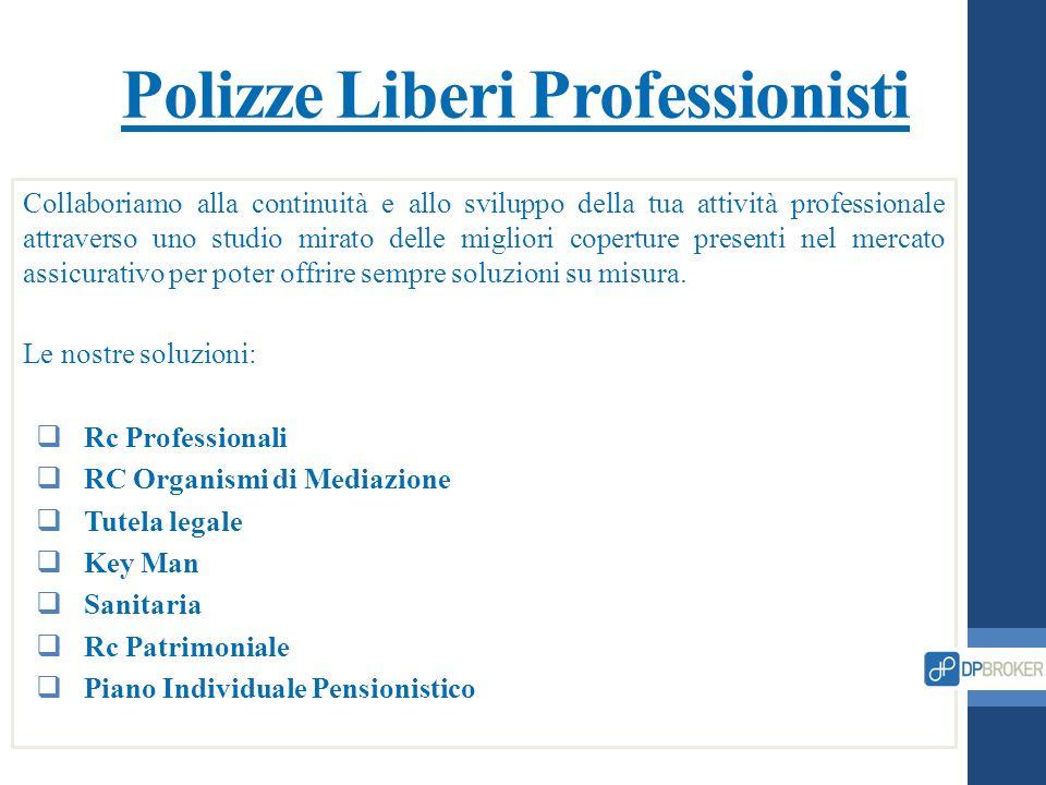 Polizze Liberi Professionisti