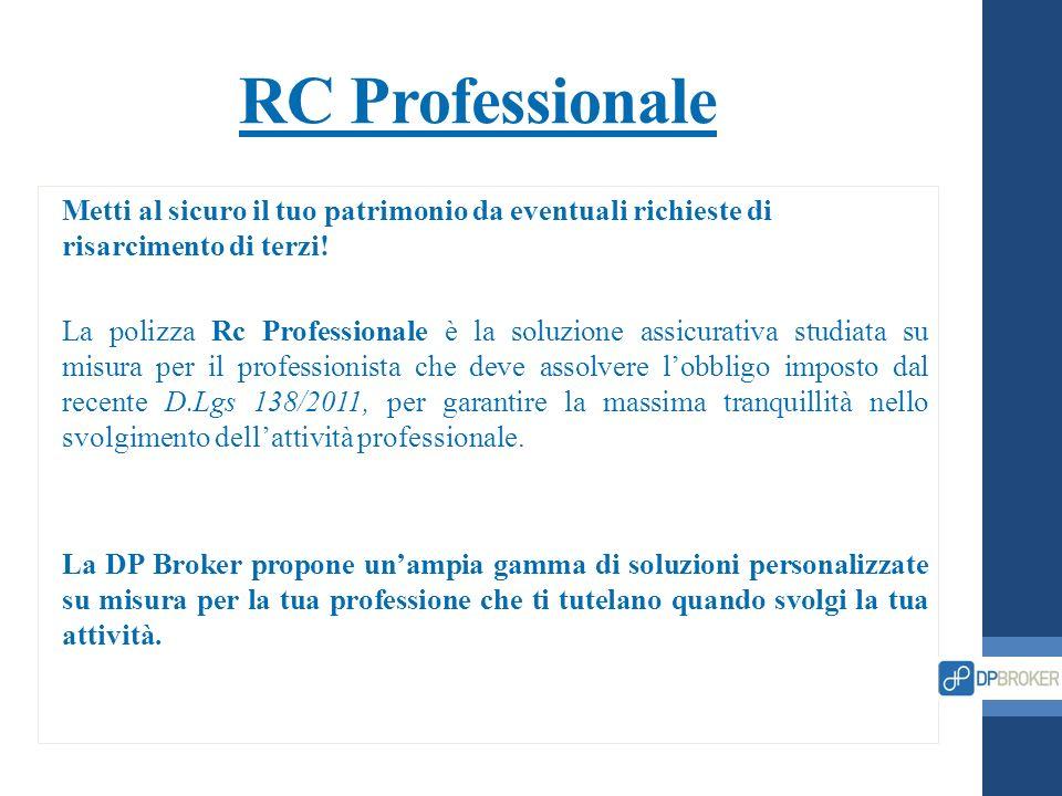 RC Professionale