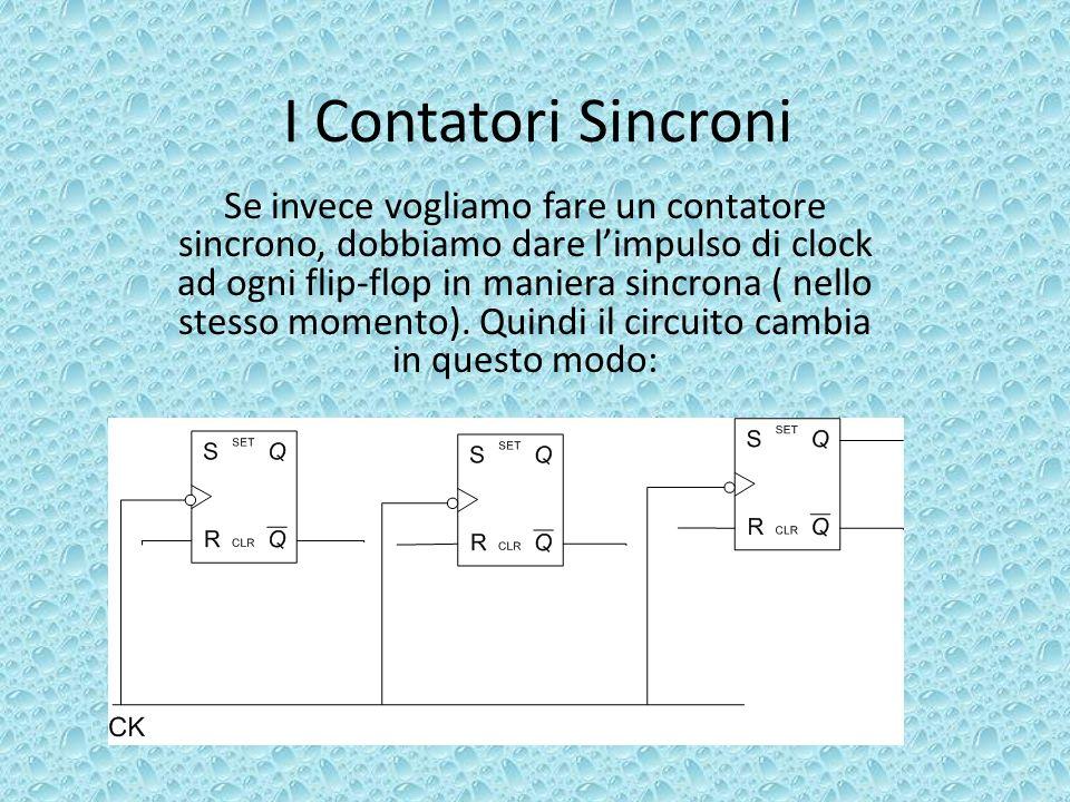 I Contatori Sincroni