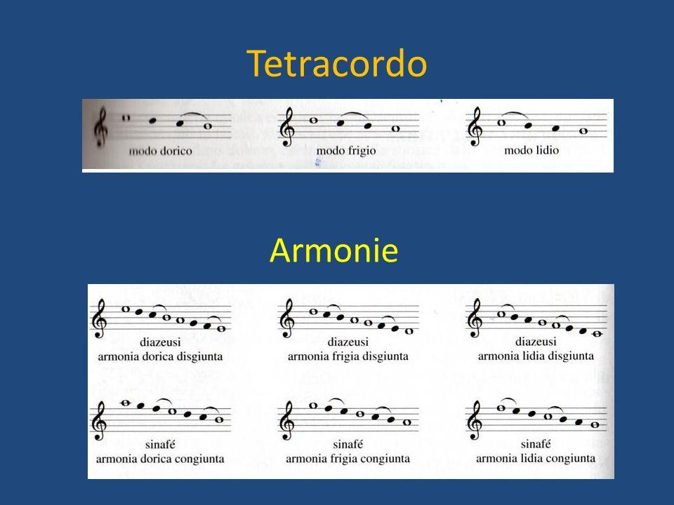 Tetracordo Armonie