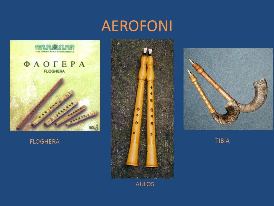 AEROFONI FLOGHERA TIBIA AULOS