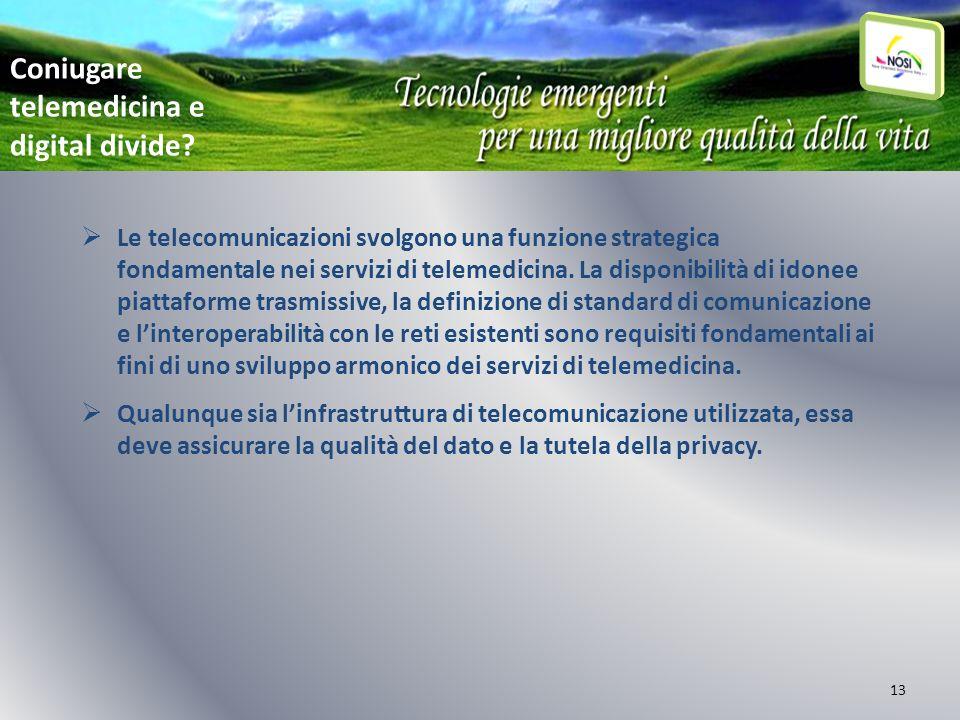 Coniugare telemedicina e digital divide