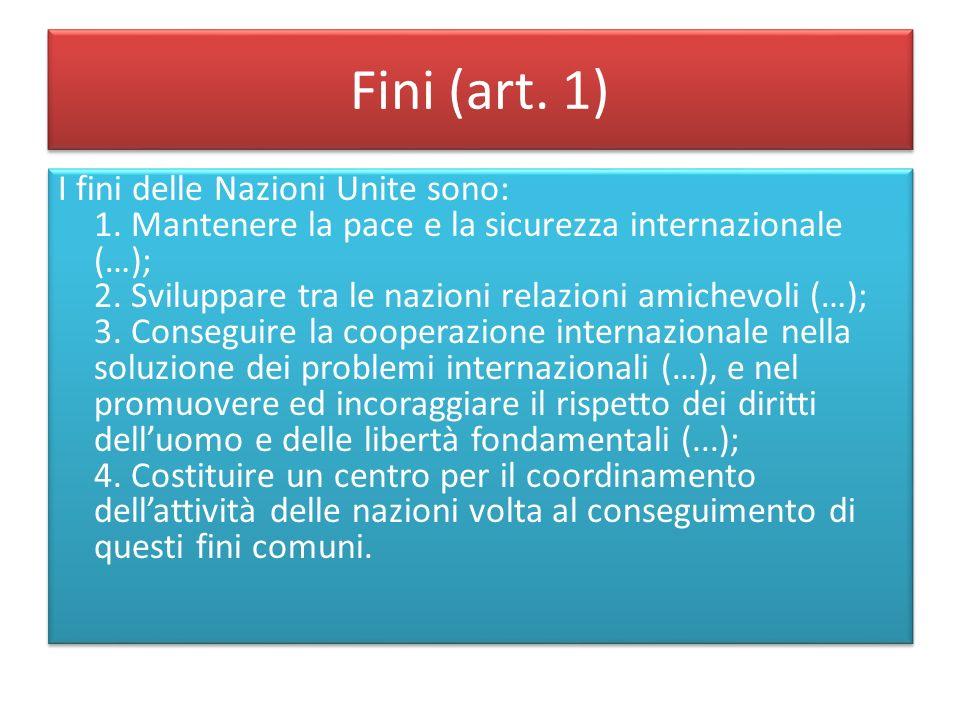 Fini (art. 1)