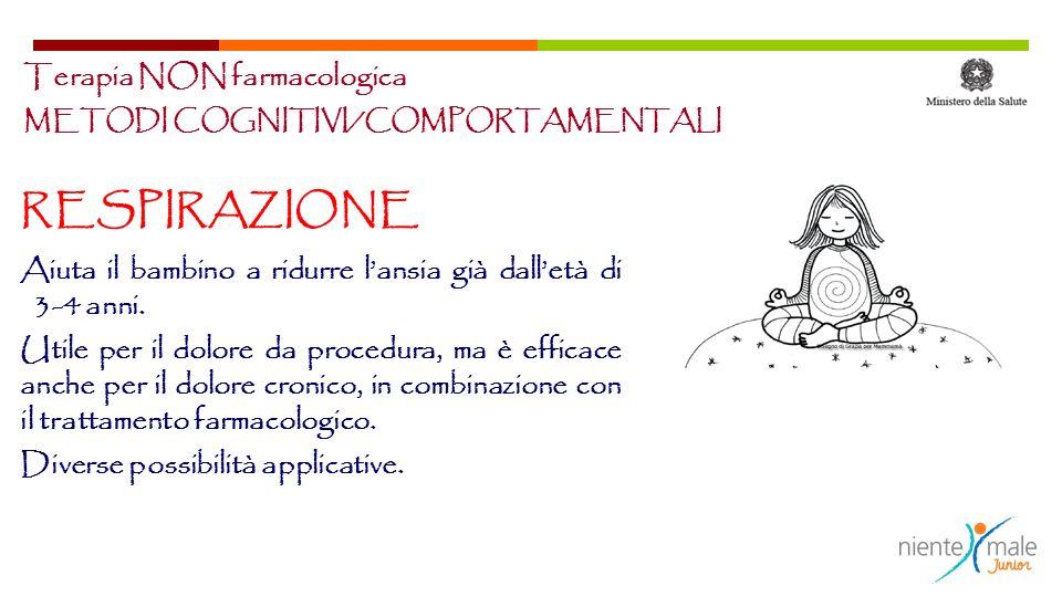 RESPIRAZIONE Terapia NON farmacologica
