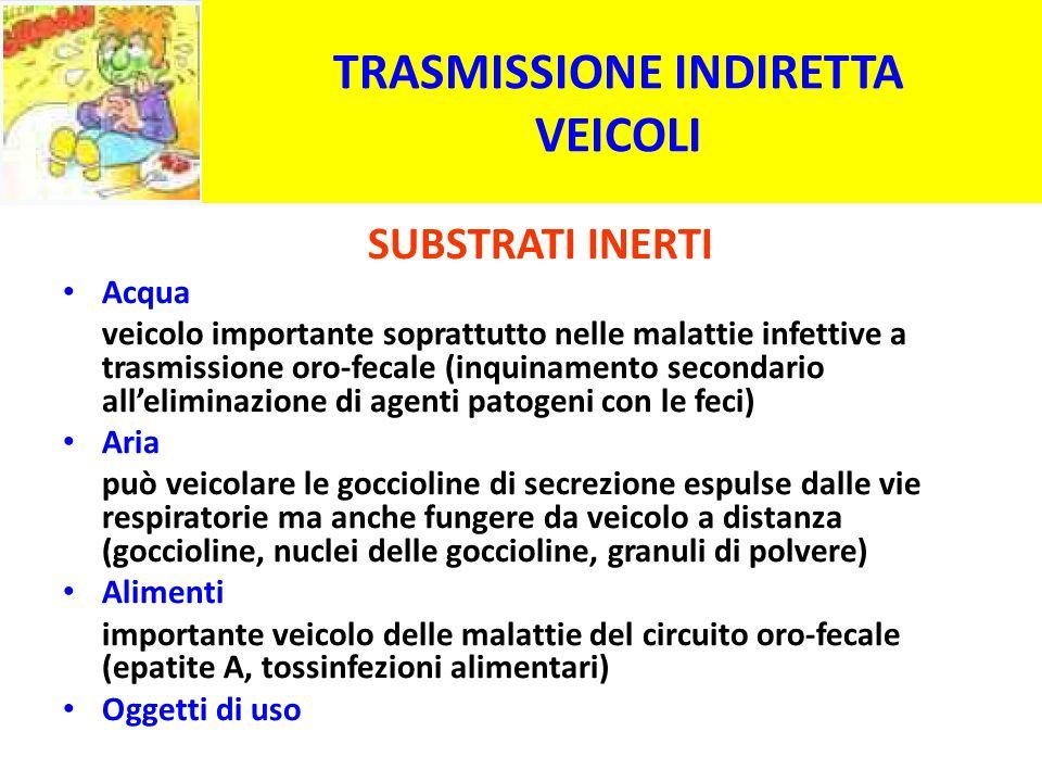 TRASMISSIONE INDIRETTA VEICOLI