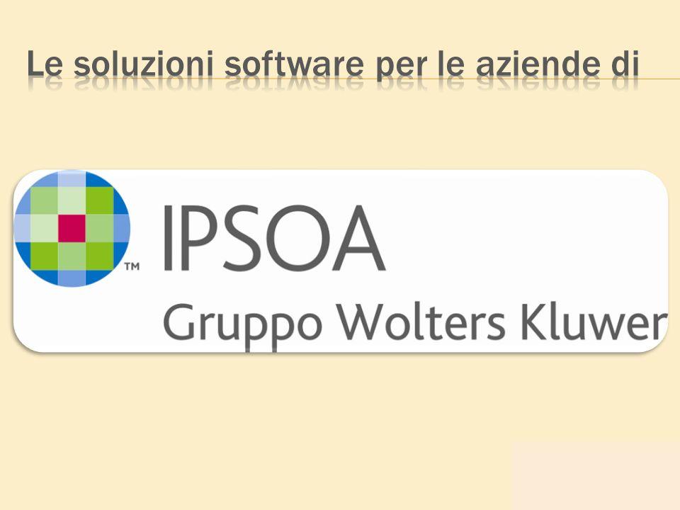 Le soluzioni software per le aziende di