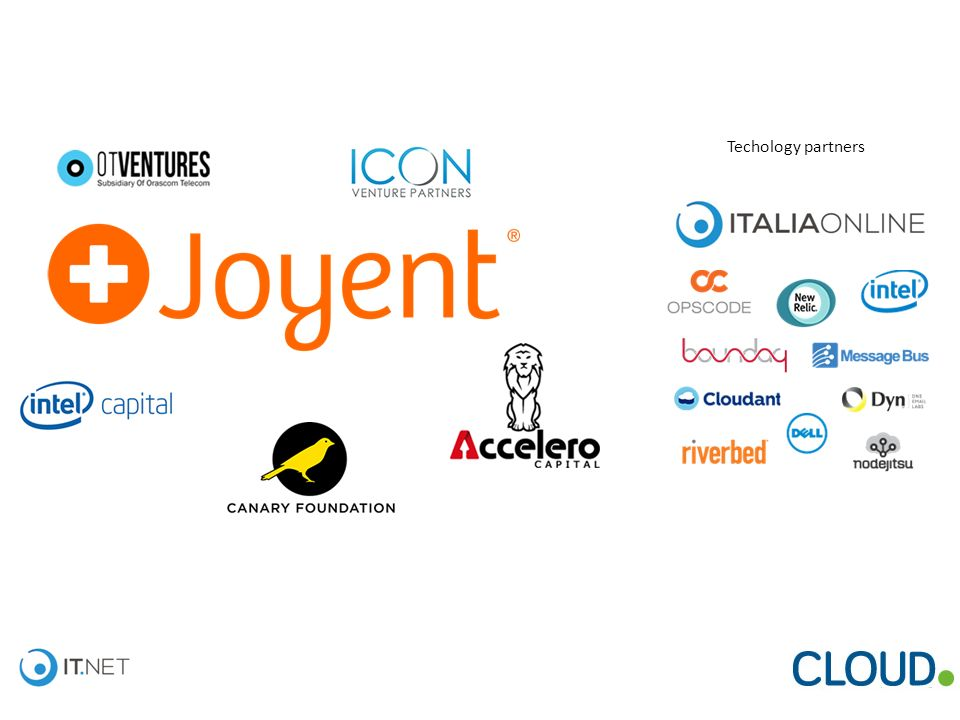 Techology partners