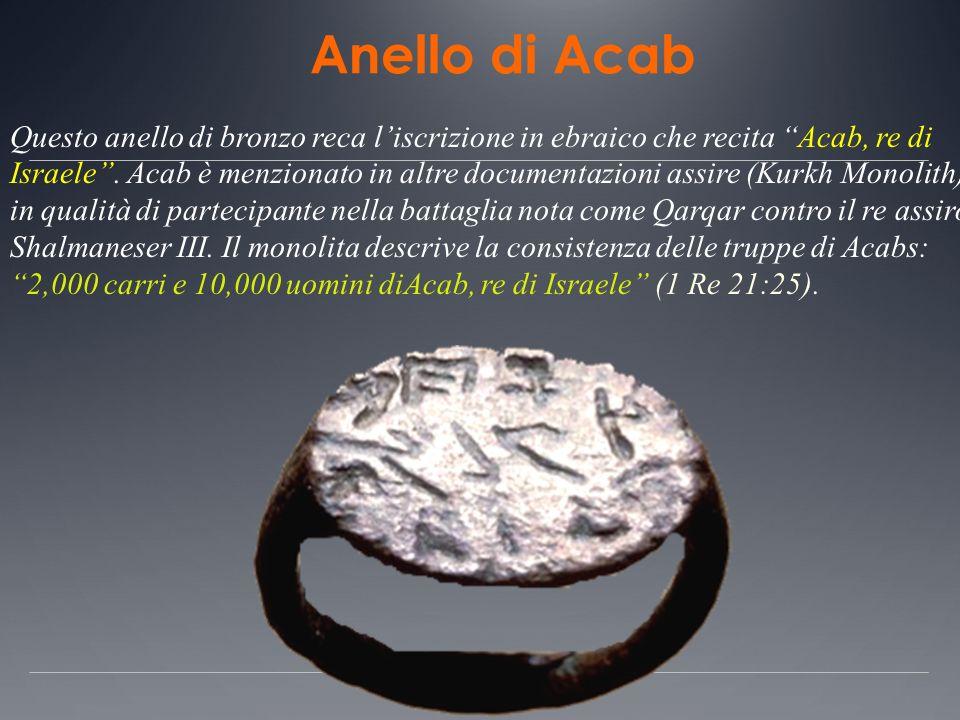 Anello di Acab
