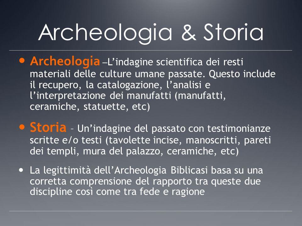 Archeologia & Storia