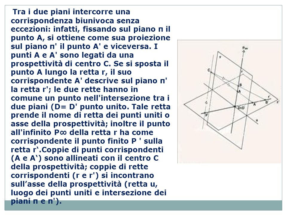 Corso di geometria descrittiva ppt scaricare for Finito piano piano interruzione sciopero piani