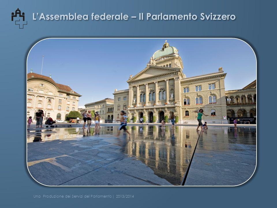 L'Assemblea federale – Il Parlamento Svizzero