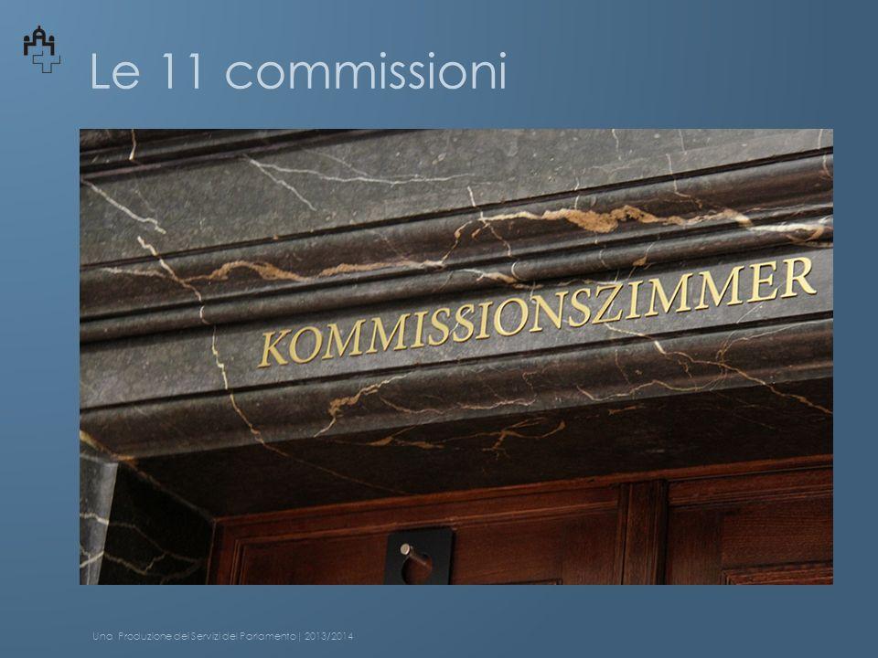 Le 11 commissioni Besseres Bild!