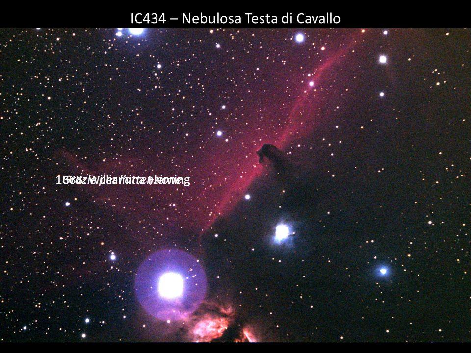 IC434 – Nebulosa Testa di Cavallo