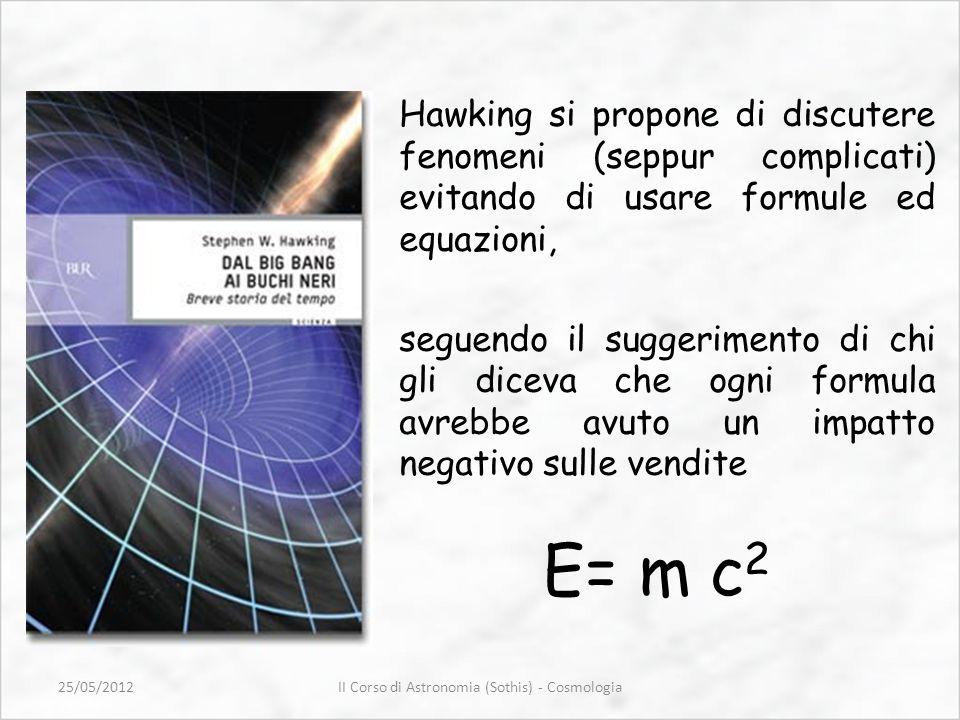 II Corso di Astronomia (Sothis) - Cosmologia