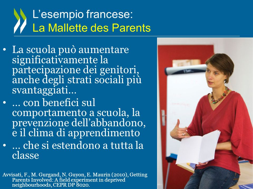 L'esempio francese: La Mallette des Parents