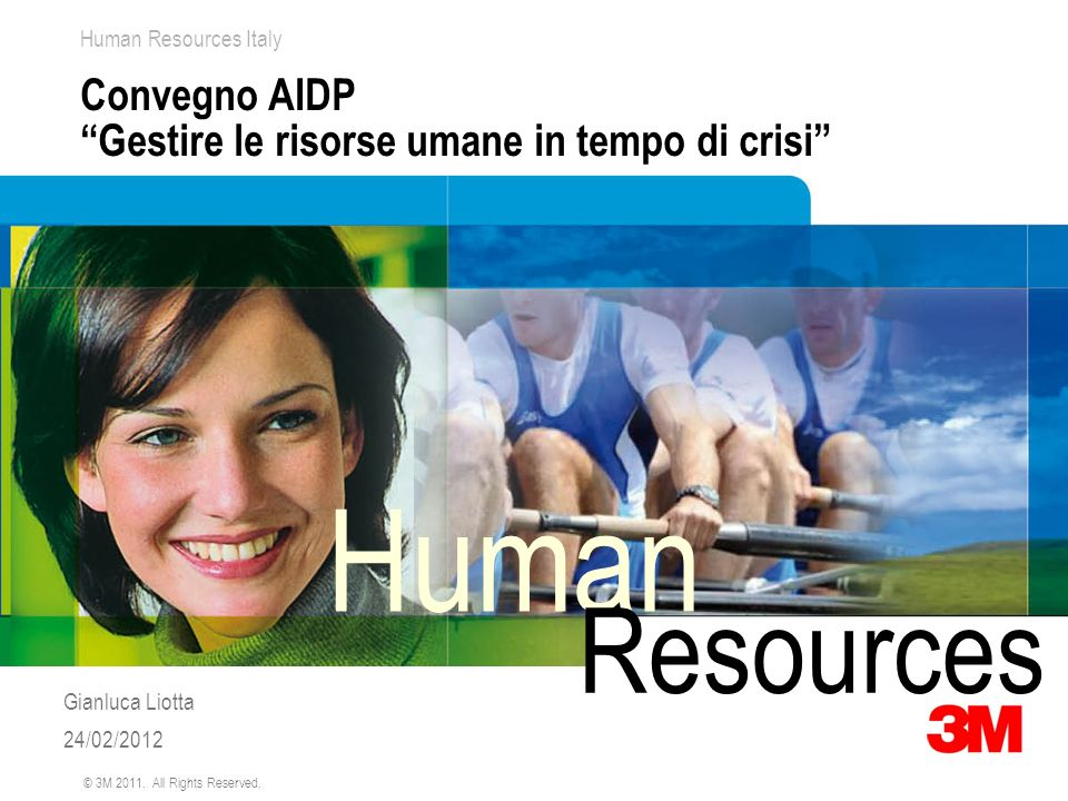 Convegno AIDP Gestire le risorse umane in tempo di crisi