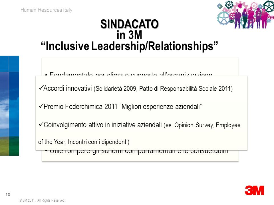 Inclusive Leadership/Relationships