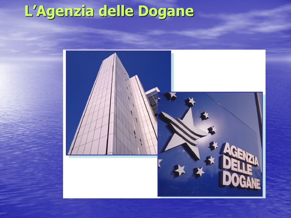 L'Agenzia delle Dogane